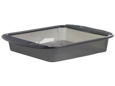 Mastrad Moule en silicone Mastrad carré 23 cm silicone