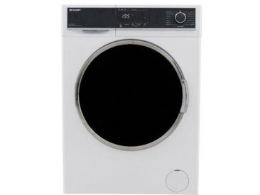 Sharp Lave linge hublot Sharp ES-HFH814QW3