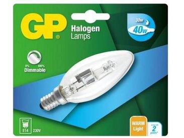 GP Ampoule GP Bougie E14 30W/40W Variateur