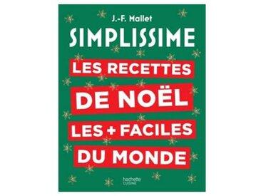 Hachette Livre de cuisine Hachette Simplissime Recettes de Noel