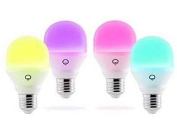 Lifx Ampoule connectée Lifx Mini Colour Wi-Fi LED Light E27 - 4 Pac
