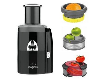 Magimix Extracteur de jus Magimix 18081F Juice Expert 3 Noir