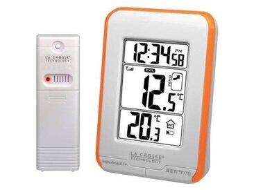 La Crosse Station météo La Crosse WS6810W orange