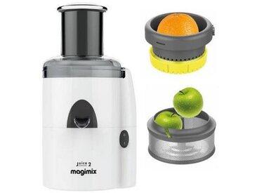 Magimix Extracteur de jus Magimix 18080F Juice Expert 2 Blanc