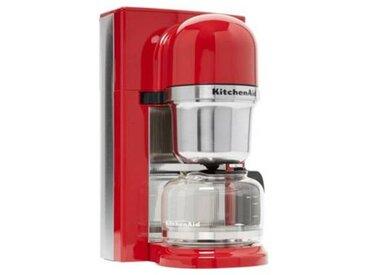 Kitchenaid Cafetière programmable Kitchenaid 5KCM0802EER rouge empire