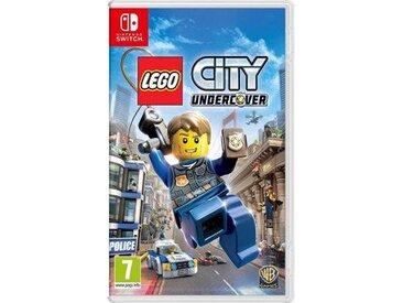 Warner Jeu Switch Warner Lego City Undercover