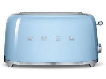 Smeg Grille-pain Smeg TSF02PBEU bleu Azur
