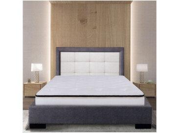 Sommier Alitea Hotel Et tête de lit Jean 140x190