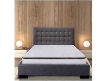 Sommier Alitea Hotel Et tête de lit Louna 180x200