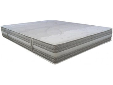 Matelas Essenzia SPRING 1200 Visco COTON ORGANIQUE 90x200 Ressorts ensaches