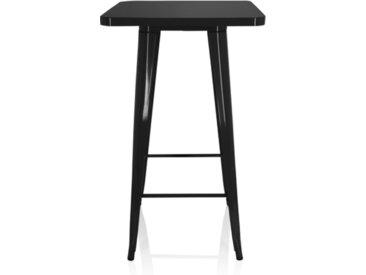 VANTAGGIO HIGH T   Table de bar - Noir