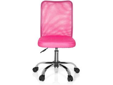 KIDDY NET - Chaise pivotante pour des enfants Pink / Rose