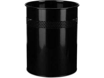 CLEAN III - Poubelle Noir