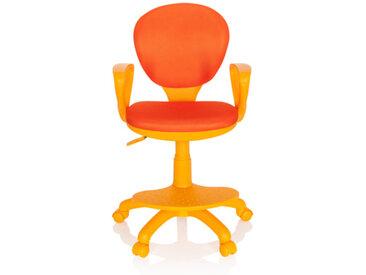 KID COLOUR - Chaise pivotante pour des enfants Orange