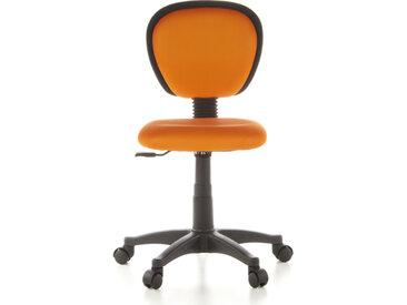 KIDDY TOP - Chaise pivotante pour des enfants Orange
