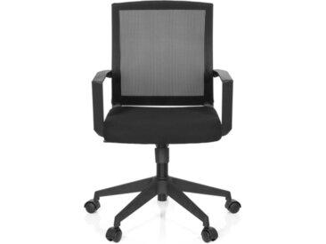 STAR-TEC BAI100 - Siège de bureau à domicile Noir