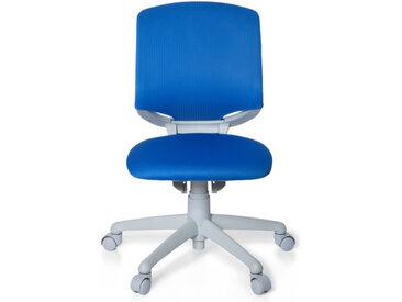 KID MOVE GREY - Chaise pivotante pour des enfants Bleu