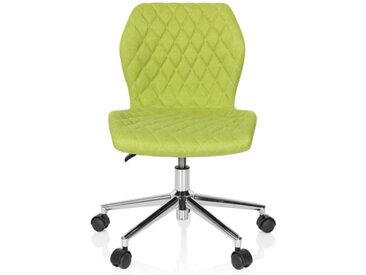 JOY II - Chaise pivotante pour des enfants vert clair