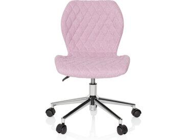 JOY II - Chaise pivotante pour des enfants Rose