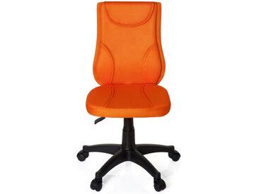 KIDDY BASE - Chaise pivotante pour des enfants Orange