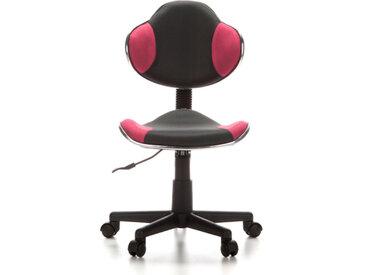 KIDDY GTI-2 - Chaise pivotante pour des enfants Gris / Rose
