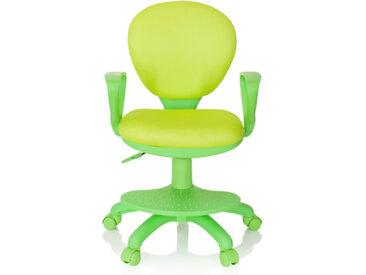 KID COLOUR - Chaise pivotante pour des enfants Vert