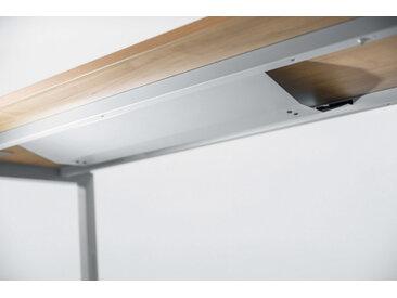 RKW S | Goulotte horizontale pour câbles - Argent
