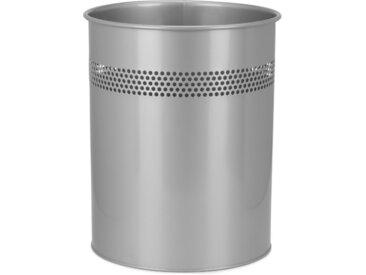CLEAN III - Poubelle Argent