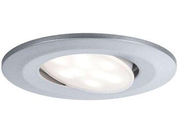 Paulmann spot encastré LED Calla dimmable chromé