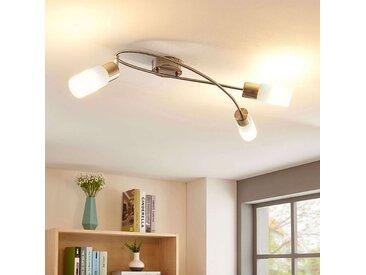 Plafonnier LED Erva Easydim, à 3 lampes– LAMPENWELT.com