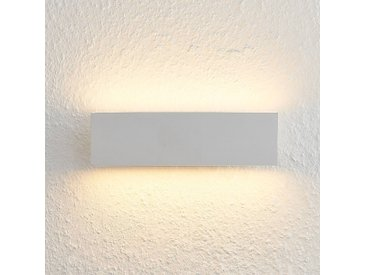 Lindby Ignazia applique LED, 28 cm, blanche