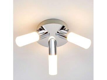 Plafonnier LED salle de bains Benaja à 3 lampes– LAMPENWELT.com