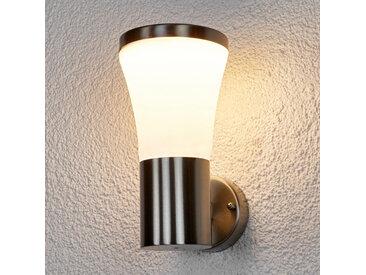 Applique extérieur inox Sumea LED
