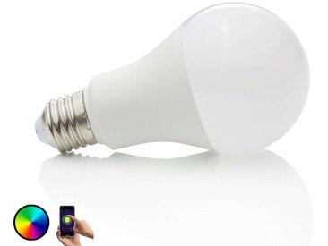 Lindby Smart ampoule LED E27 10 W, 2700 K, RVB– LAMPENWELT.com