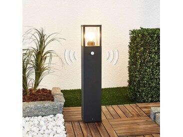 Borne lumineuse Klemens avec détecteur 65cm– LAMPENWELT.com