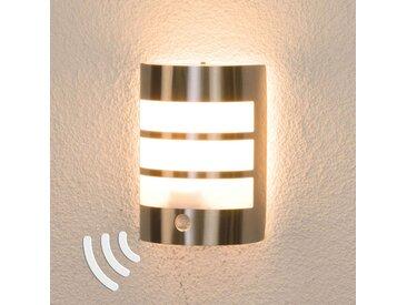 Applique ext. avc détecteur de mouvement Kristian– LAMPENWELT.com