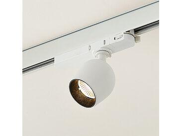 Arcchio Bartu spot sur rail LED, blanc 3000K