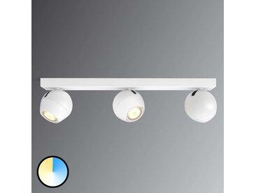 Philips Hue Buckram 3 lampes variateur blanc
