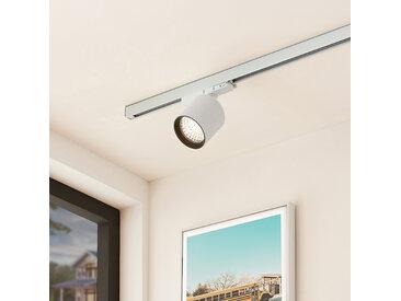 Arcchio Candra spot rail LED, blanc 26,5W 3000K