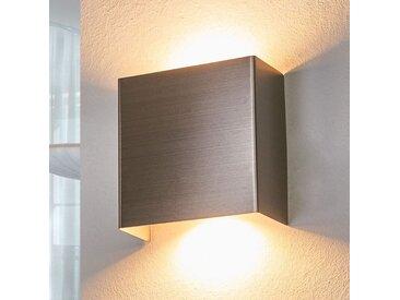 Applique LED en métal Enja– LAMPENWELT.com