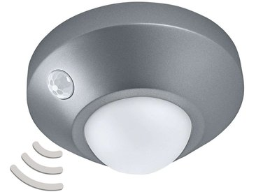 LEDVANCE Nightlux Ceiling veilleuse LED argentée