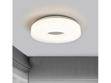 Plafonnier LED Levina, de forme ronde– LAMPENWELT.com