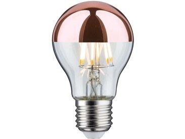 E27 7,5W 827 ampoule à tête miroir LED, cuivre