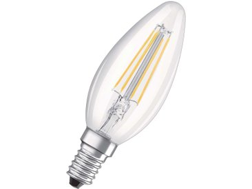 OSRAM flamme LED E14 4W Classic B 4000K transp