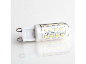 Ampoule LED tube G9 3W 830 transparente– LAMPENWELT.com