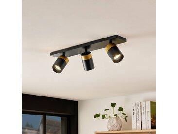 Arcchio Nikora spot de plafond, à 3 lampes