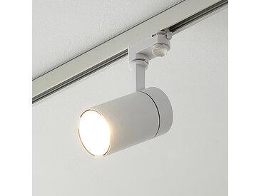 Arcchio Cady Spot sur rail LED, blanc 15° 22W