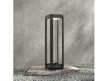 Potelet LED Fery en anthracite, 50cm– LAMPENWELT.com