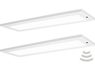 LEDVANCE Cabinet Panel lampes sous meuble 30x10cm