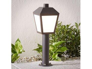 Potelet LED Bendix sans détecteur de mouvement– LAMPENWELT.com